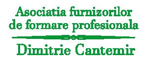 Asociatia furnizorilor de formare profesionala Dimitrie Cantemir